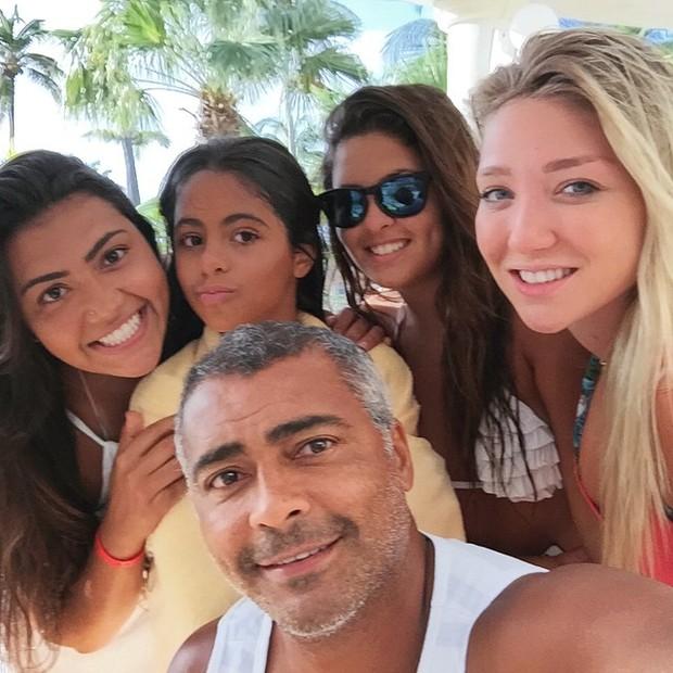 Romário (Foto: Instagram / Reprodução)