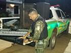 Polícia apreende aparelhos de som e multa donos de bares em Guajará, RO