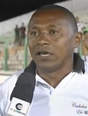 Vanin, treinador do Cori-Sabbá (Foto: Reprodução/TV Alvorada)