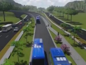 BRT Palmas (Foto: Reprodução/TV Anhanguera)