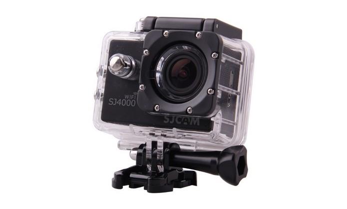Câmera de ação SJCAM SJ4000 com Wi-Fi (Foto: Divulgação/ SJCAM)