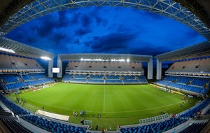 Brasil sub-21 x Bolívia estadio arena pantanal tr (Foto: Getty Images)