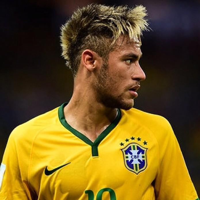 Neymar é o jogador mais comentado na rede social (foto: Reprodução/Instagram)