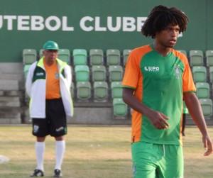 Willian Barbio, do América-MG (Foto: Divulgação/América-MG)