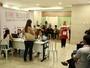 Hemoce inaugura posto de coleta de doações de sangue em shopping