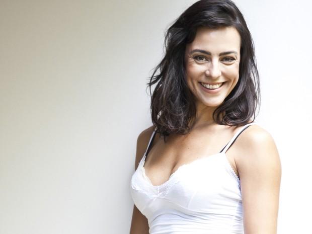 Analu Rehder  carioca e tem 36 anos de idade (Foto: Divulgao)