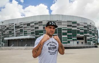 """Belfort diz que é """"triste"""" ver lutadores escolhendo os caminhos mais fáceis"""