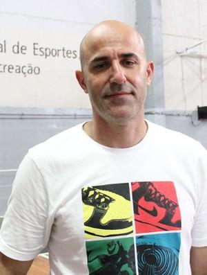 Ratto, relembra inicio de carreira (Foto: Thiago Fidelix / Globoesporte.com)