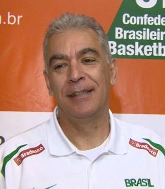 Luiz Zanon Brasil Basquete (Foto: Reprodução / EPTV)