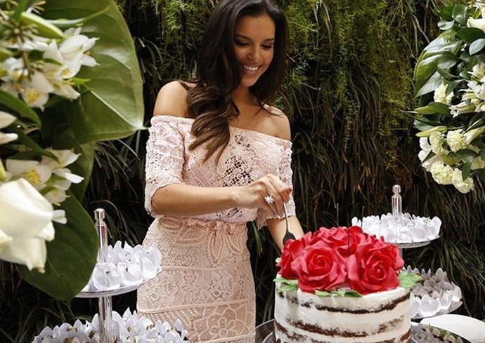 Mariana Rios comemora 31 anos. Atriz é natural de Araxá, Minas Gerais (Foto: Reprodução Redes Sociais)