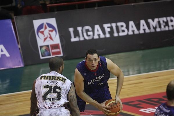 Cipolini, Uberlândia, basquete, Liga das Américas (Foto: Foto: Samuel Vélez/FIBA Américas)