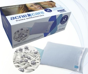 Travesseiro promete ajudar no tratamento contra acne (Foto: Divulgação)