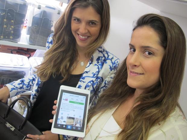 1ef13614d Brechós invadem redes sociais e faturam até R$ 100 mil por mês. Bolsas de  famosas grifes ...
