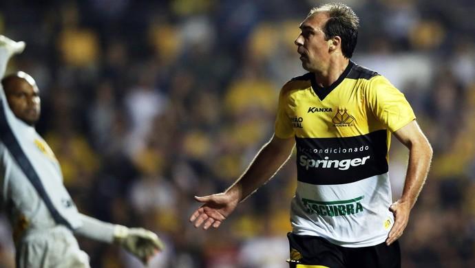 Paulo Baier Criciúma x Botafogo (Foto: Getty Imagens)