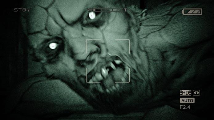 Outlast foi lançado para PC trazendo uma experiência de horror bem diferente dos jogos atuais (Foto: Divulgação)