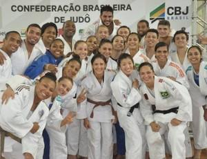 Judô, judoca, cearense, Danielle, Karla, olimpíadas (Foto: CBJ/Divulgação)