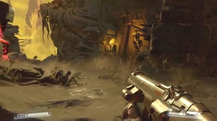 A Combat Shotgun do novo Doom pode ser modificada para ficar ainda mais mortal (Foto: Reprodução/Doom Wiki)