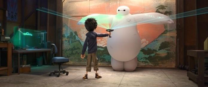 Filme aborda tecnologias como impressiona 3D de forma divertida (Foto: Reprodução / Engadget)