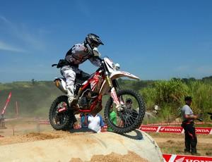 Rômulo Bottrel foi o vencedor da abertura da Copa EFX, na categoria Elite (Foto: Maurício Arruda)