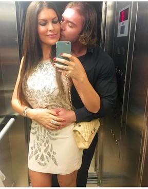 Lunara Campos, namorada de Thor Batista (Foto: Reprodução/Instagram)