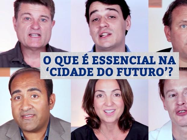 """O que é essencial na """"cidade do futuro""""? Especialistas comentam (Foto: Reprodução)"""