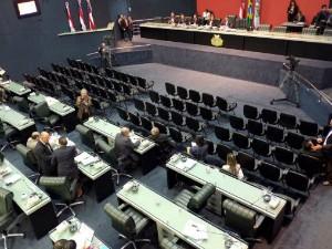Debate ocorrerá na Aleam, em Manaus (Foto: Divulgação/Aleam)