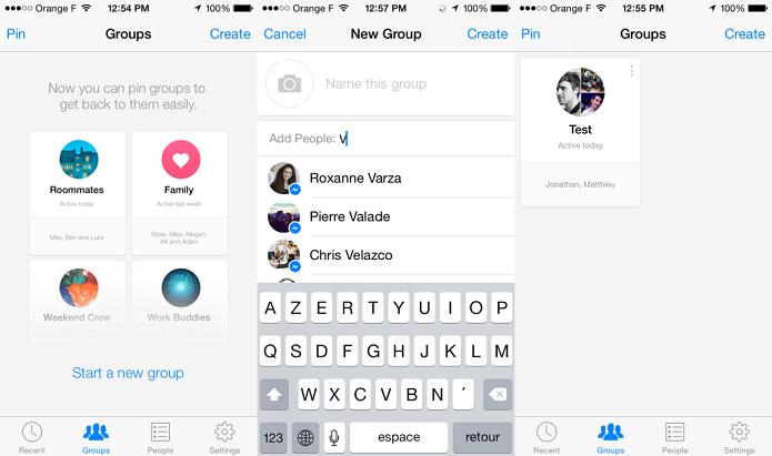 Messenger ganha nova aba (Foto: Reprodução/TechCrunch)