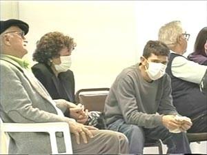 Foram confirmadas 35 mortes por H1N1 em SC