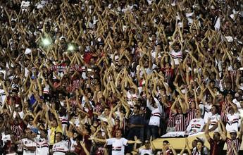 São Paulo abre venda de ingressos para estreia no grupo 1 da Libertadores