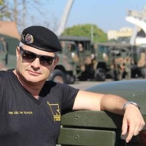 Coronel Telhada (Foto: Divulgação)