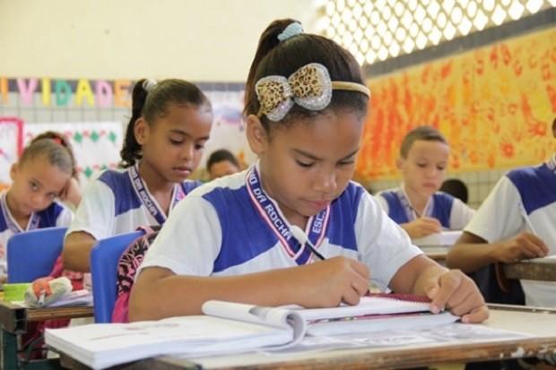 Programa Escola 10 foi lançado nesta sexta-feira pela Seduc (Foto: Valdir Rocha/Seduc)