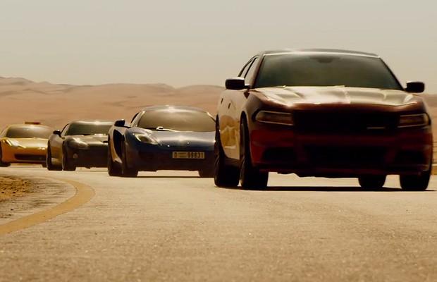 Velozes e Furiosos 7 ganha trailer mais longo (Foto: Reprodução)