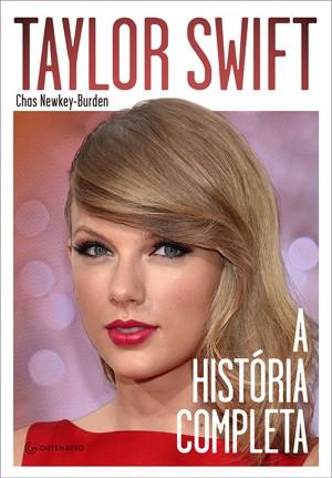 Capa da biografia de Taylor Swift (Foto: Divulgação)