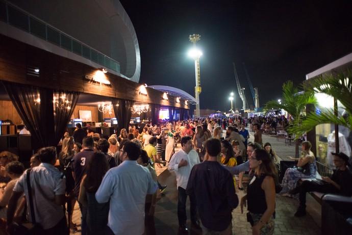 Segundo dia de evento bombou! (Foto: Davi Magalhães / DFB)