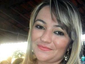 Sanclea Fernandes estava grávida e foi assassinada no RN (Foto: Arquivo da família)