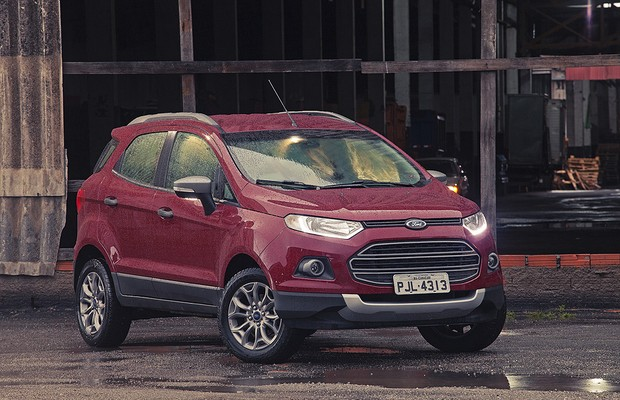 Ford Ecosport (Foto: Bruno Guerreiro)