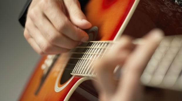 Música, instrumento musical, guitarra (Foto: Thinkstock)