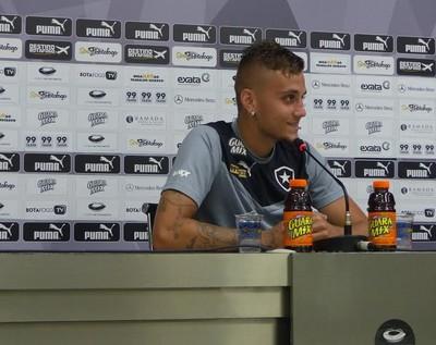 Octavio Botafogo (Foto: Jessica Mello/ GloboEsporte.com)