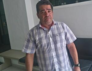 amadeu rodrigues, presidente, federação paraibana de futebol, fpf (Foto: Phelipe Caldas / GloboEsporte.com/pb)