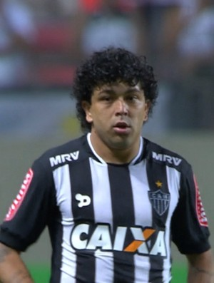 Luan Atlético-MG (Foto: Reprodução/ Premiere)