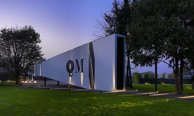 Molteni Museum na cidade de Guissano