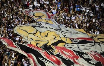 São Paulo coloca lote de 600 bilhetes à venda para jogo contra o Cruzeiro