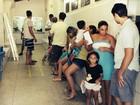 Postos de saúde de Fortaleza voltam a lotar após surto de sarampo no CE