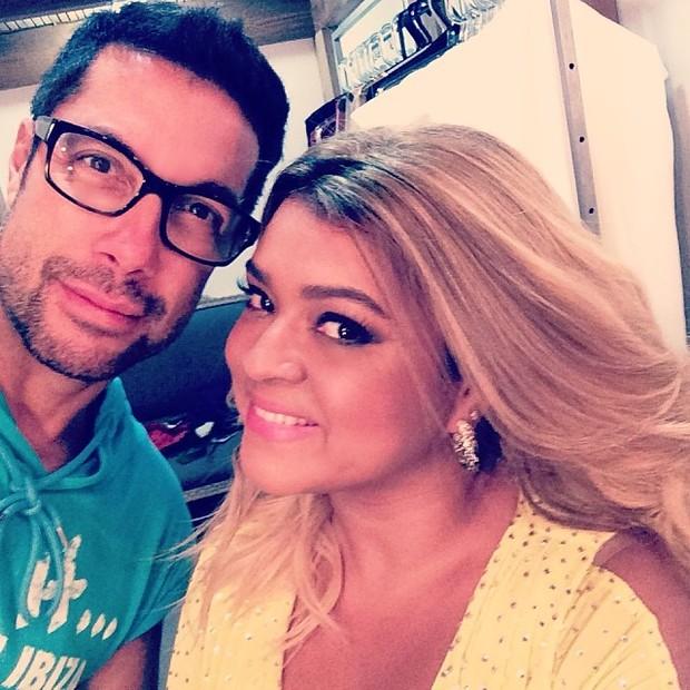 Preta Gil e Fernando Torquatto (Foto: Instagram / Reprodução)