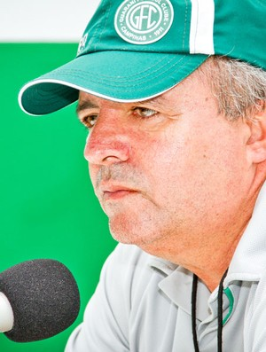Vadão, técnico do Guarani (Foto: Rodrigo Gianesi / Globoesporte.com)
