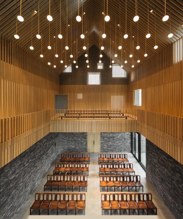 Conheça capelas contemporâneas em que a arquitetura se une à religião (Foto: Pedro Pegenaute)