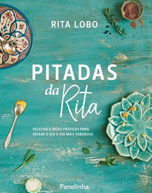 Pitadas da Rita, de Rita Lobo (Foto: Divulgação)