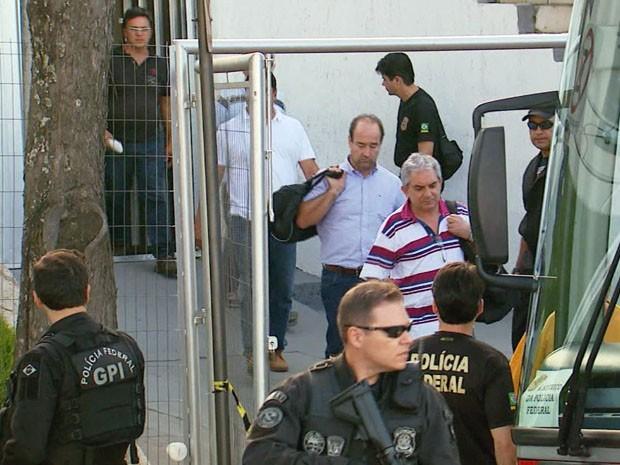 Prazos de prisões temporárias de detidos em operação terminam neste fim de semana (Foto: Reprodução EPTV)