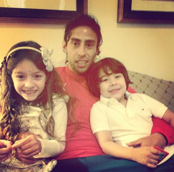 Valdivia e filhos