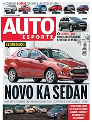 Novo Ka Sedan (Foto: Autoesporte)